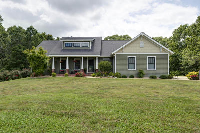 Rogersville Single Family Home For Sale: 1177 Anchor Hill Road