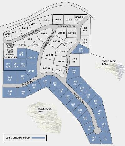 Residential Lots & Land For Sale: Lot 11 Eagle Bluff Estates