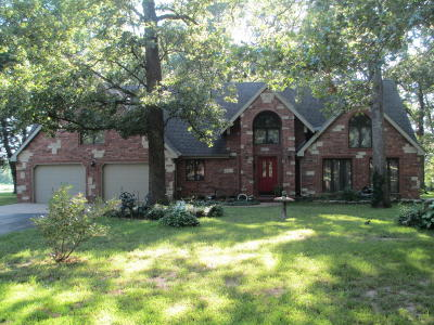Ozark Single Family Home For Sale: 5603 North 2nd Avenue