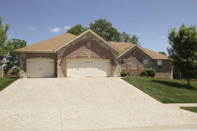 Nixa MO Single Family Home For Sale: $349,900