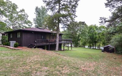 Single Family Home For Sale: 1632 Trace Hollow Road