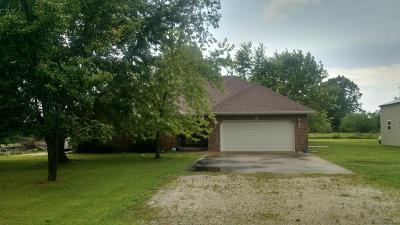 Bolivar Single Family Home For Sale: 4227 South 103rd Road