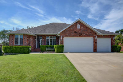 Nixa MO Single Family Home For Sale: $399,900