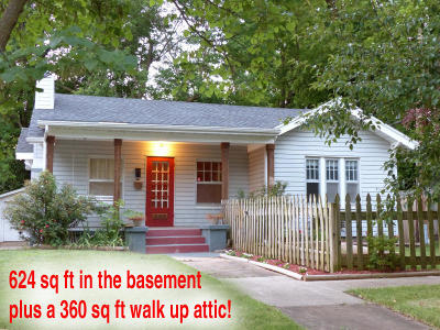 Springfield Single Family Home For Sale: 409 East Loren Street