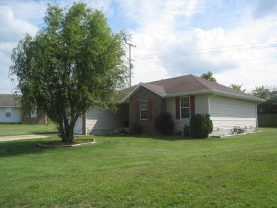 Ozark Single Family Home For Sale: 4787 North Brookshire Street