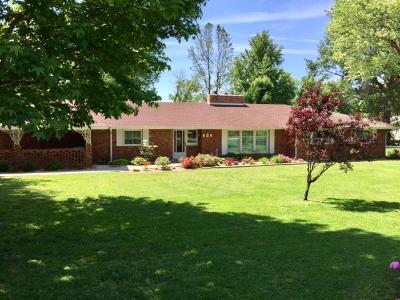 Bolivar Single Family Home For Sale: 424 West Olive Street