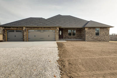 Clever Single Family Home For Sale: Lot 7 Southern Fields Estates
