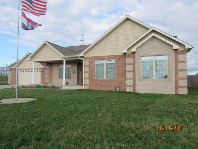 Joplin Single Family Home For Sale: 2603 South Moffet