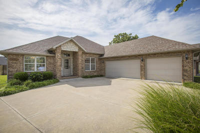 Nixa MO Single Family Home For Sale: $264,900