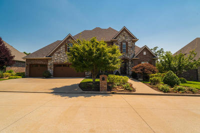 Joplin Single Family Home For Sale: 2820 East Ridge View Drive