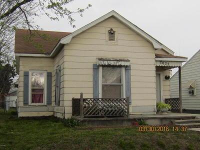 Joplin Single Family Home For Sale: 2022 Bird Avenue