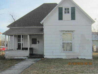 Joplin Single Family Home For Sale: 2027 South Wall Avenue