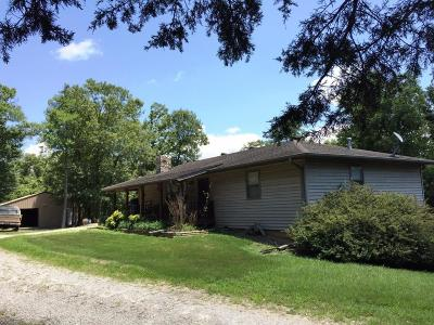 Kirbyville Single Family Home For Sale: 369 Mincy Lane