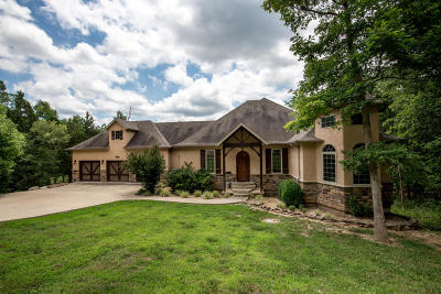 Branson MO Single Family Home For Sale: $359,000