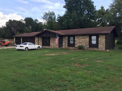 Bolivar Single Family Home For Sale: 1224 Charlene Drive
