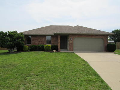 Ozark MO Single Family Home For Sale: $132,900