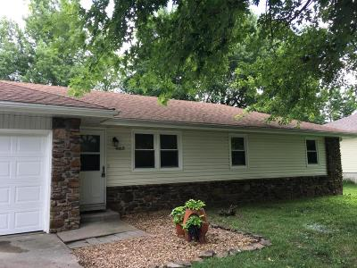 Battlefield MO Single Family Home For Sale: $99,900