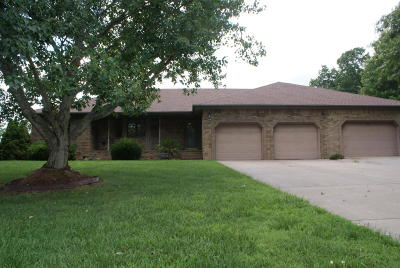 Ozark Single Family Home For Sale: 2401 South 14th Avenue