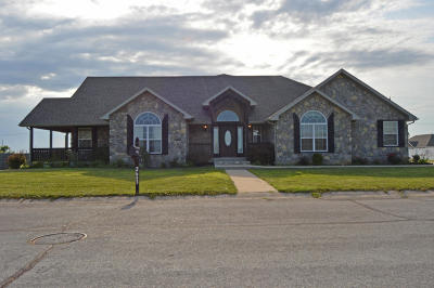 Joplin Single Family Home For Sale: 2643 South Monroe Avenue