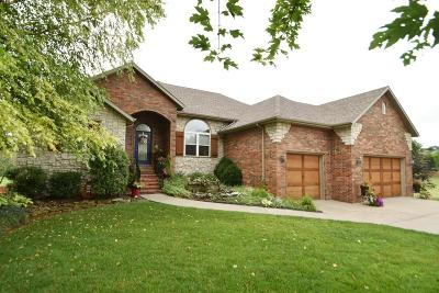 Ozark MO Single Family Home For Sale: $369,900