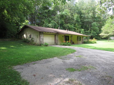 Galena Single Family Home For Sale: 126 Yocum Pond Rd.