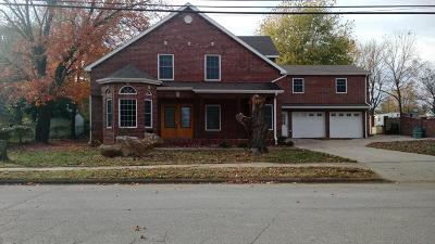 Bolivar Single Family Home For Sale: 201 South Clark