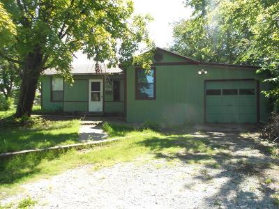 Joplin Single Family Home For Sale: 1502 Central Street