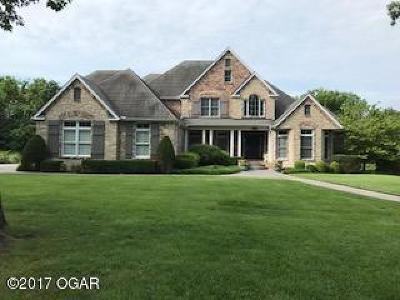Joplin Single Family Home For Sale: 3404 Cedar Ridge Road