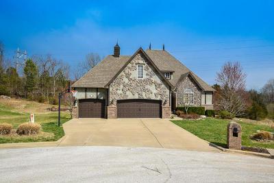 Springfield Single Family Home For Sale: 1639 East Oak Creek Street