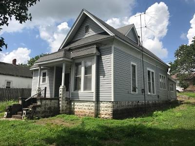 Monett Single Family Home For Sale: 300 North Central Avenue