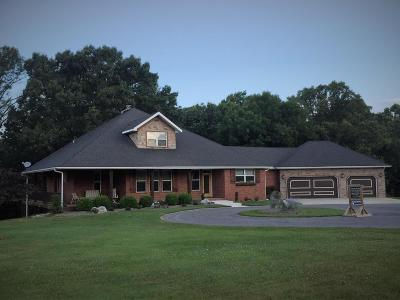 Strafford Single Family Home For Sale: 1523 North East Ridge Drive
