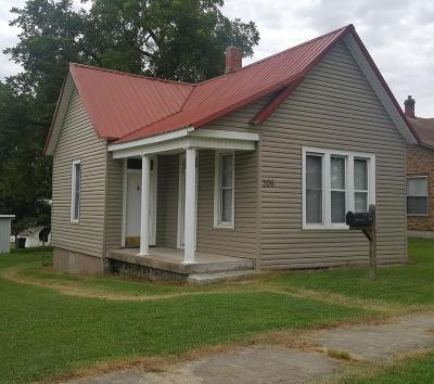 Monett Single Family Home For Sale: 306 2nd Street