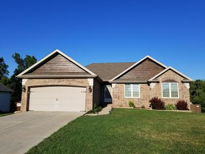 Battlefield MO Single Family Home For Sale: $210,900