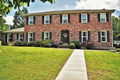 Joplin Single Family Home For Sale: 10 Fox Hollow Drive