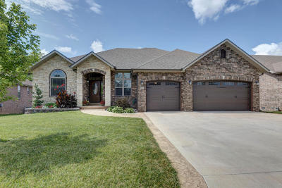 Nixa MO Single Family Home For Sale: $398,500