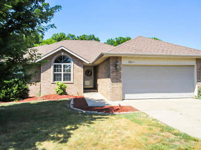 Ozark Single Family Home For Sale: 3311 North 31st Street