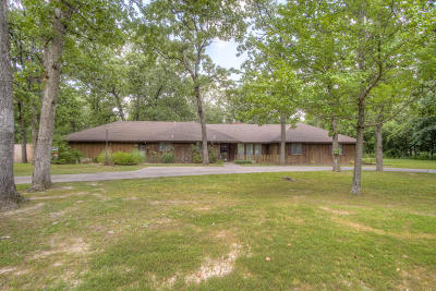 Joplin Single Family Home For Sale: 5344 McClelland Park Road