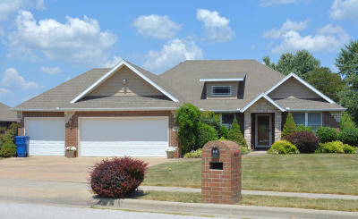 Willard Single Family Home For Sale: 202 North Long Drive