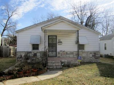 Springfield MO Single Family Home For Sale: $67,500