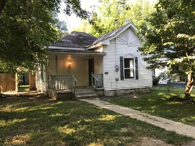 Springfield MO Single Family Home For Sale: $41,900