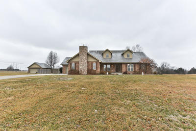 Polk County Single Family Home For Sale: 4547 South 136th Road