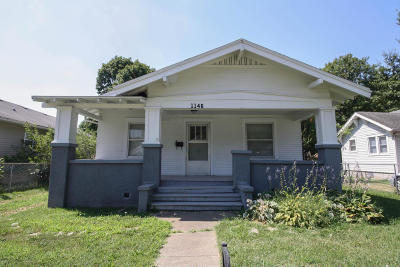 Springfield MO Single Family Home For Sale: $69,900