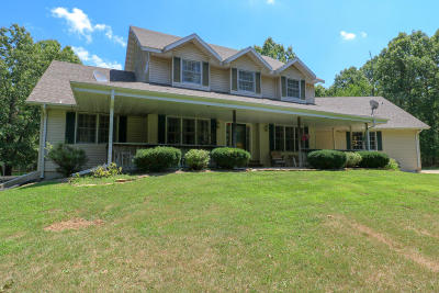 Rogersville Single Family Home For Sale: 196 Dogwood Ridge Drive