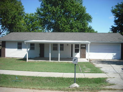 Springfield MO Single Family Home For Sale: $89,750