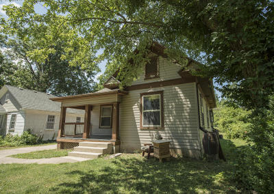 Springfield MO Single Family Home For Sale: $94,500