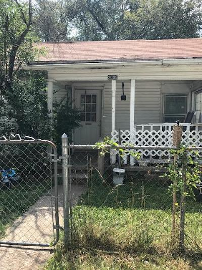 Springfield MO Single Family Home For Sale: $34,900