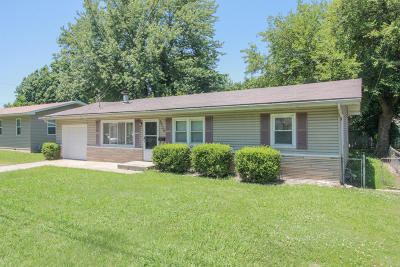 Springfield MO Single Family Home For Sale: $61,000
