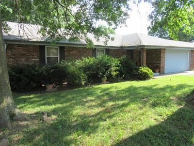 Springfield MO Single Family Home For Sale: $80,000