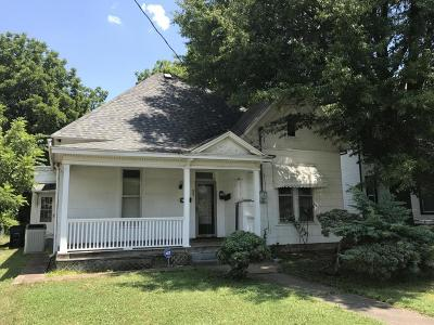 Springfield MO Single Family Home For Sale: $94,900
