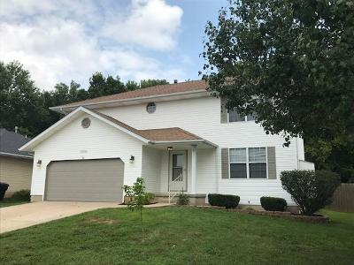 Springfield MO Single Family Home For Sale: $169,500